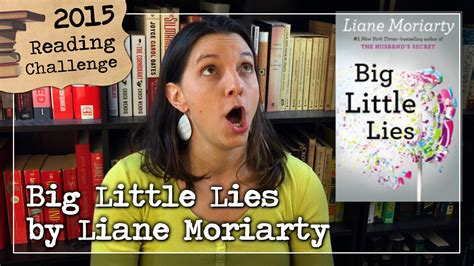 Liane Moriarty Big Litlle Things reviews