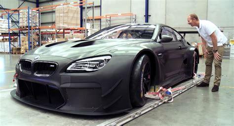 M6 Race Car by Teams Worldwide Starting To Receive Bmw M6 Gt3s Bmw Car