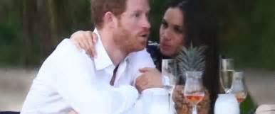 Meghan Markel And Prince Harry Prince Harry Takes Girlfriend Meghan Markle To Friend S