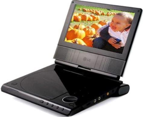 pal format dvd player lg dp271b portable dvd player 7 quot wide lcd screen swivel