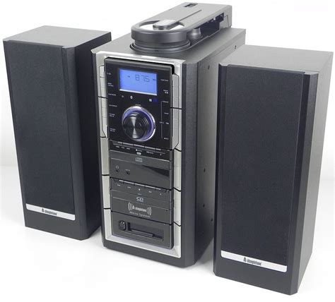 F U R L A Narini 06fr570 6in1 smc2014 6in1 tower modular system with cd recording turntable bluetooth ebay