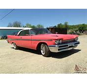 1959 Desoto Firedome Sportsman 2 Door Hardtop Coupe With Power
