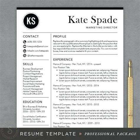 Contemporary Resume Templates Free by Contemporary Resume Templates Free Sarahepps