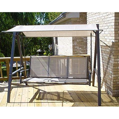 garden treasures swing replacement canopy lowes garden treasures baja swing replacement canopy ss i