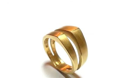 unique s wedding band wedding ring promise ring gold