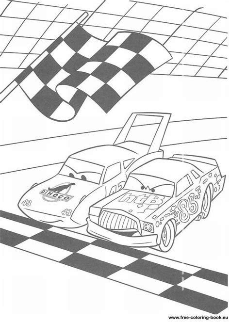 coloring book pages disney cars free coloring pages of rayo mcqueen