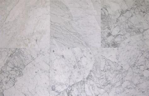 8 95sf carrara bianco 18 215 18 italian marble tile the builder depot blog