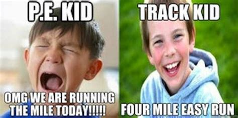 Track Memes - 17 memes that will make any track athlete laugh