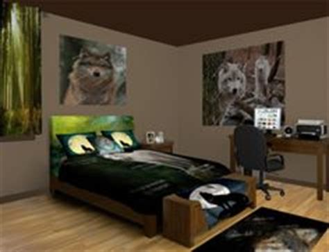 wolf themed bedroom home z s room on pinterest wolves bedroom themes and