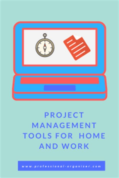 easy to use project management tools for home and work