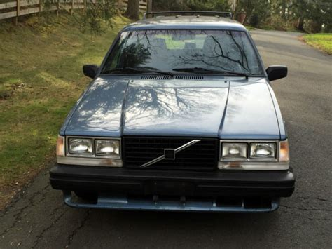volvo  wagon turbo        sale  technical specifications