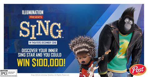 Movie Sweepstakes - singmoviesweeps com you could win 100 000 in cash