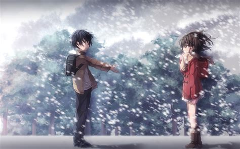 Anime Hd Boku Dake Ga Inai Machi Live erased hd wallpaper and background 1920x1200 id 697276