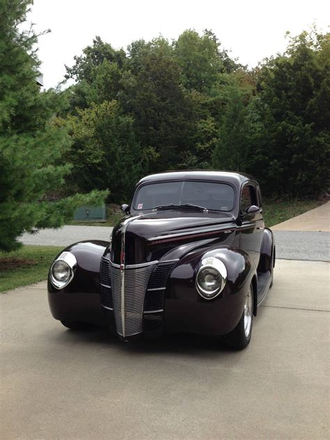 ford coupe deluxe  window opera street rod fresh