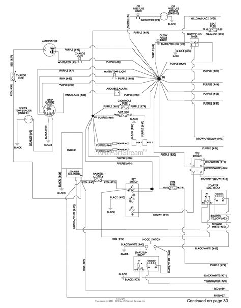 kubota diesel ignition switch wiring diagram residential