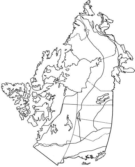 canadian map worksheet 6 climate regions map jpg can color and label great