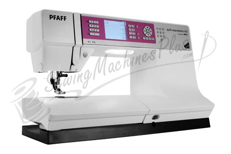 Pfaff Quilting Machines by Pfaff Quilt Expression 4 0 Quilting Machine