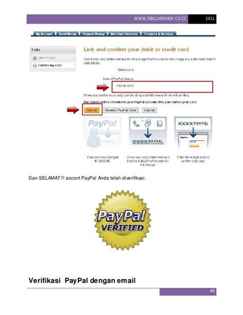membuat paypal mandiri panduan total pay pal lengkap