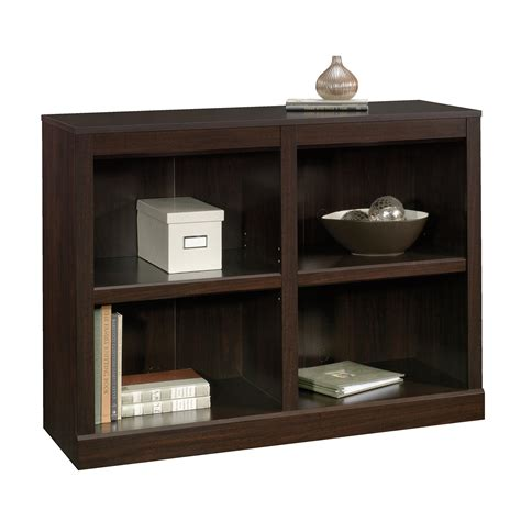 Sauder 2 Shelf Bookcase Sauder 2 Shelf Bookcase Home Furniture Home Office Furniture Office Bookcases Shelving