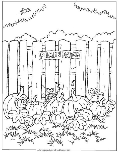 pumpkin patch coloring page printable the graphics fairy 363 best coloring pages for kid images on pinterest
