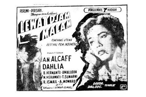 maestro film lawas selain pengabdi setan 9 film lawas indonesia ini juga