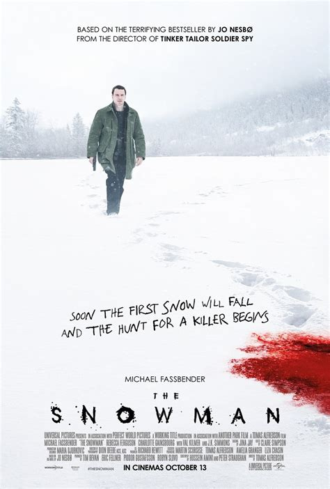 Film 2017 The Snowman | the snowman dvd release date january 16 2018