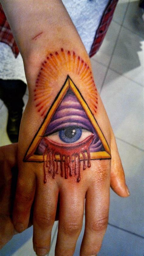 traditional tattoo hand eye traditional all seeing eye tattoo all seeing eye hand