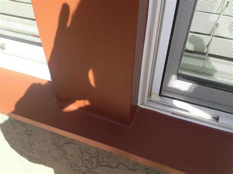 Repainting Window Sills Repainting Exterior Aluminum Window Trim In City Heights