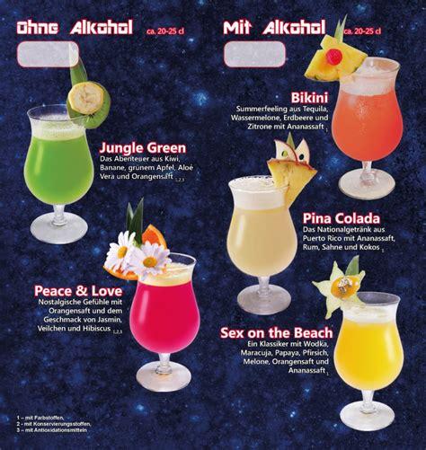 Alkoholfreie Cocktails Rezepte Mit Bild by Cocktail Karten Cocktalis Das Cocktail System F 252 R Die