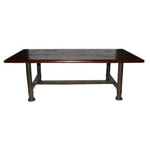 Dining Table Iron Legs Dining Table With Iron Legs Brazil Baroque Santa Barbara Ca