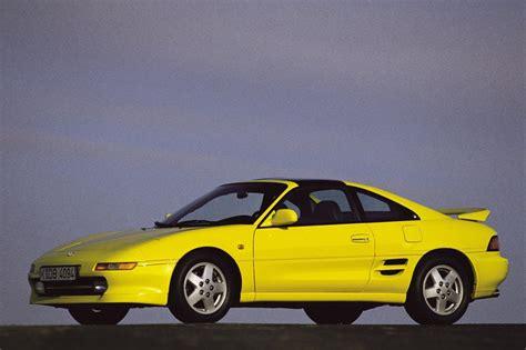 Schnellstes Auto 1990 by 25 Jahre Toyota Mr2 S 252 Chtig Nach Schnellen Kurven