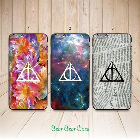 Casing Iphone X Harry Potter And The Deathly Hardcase Custom Cove deathly hallows harry potter for iphone 6s 6 iphone 5 5s 5c samsung s6 note5 sony lg