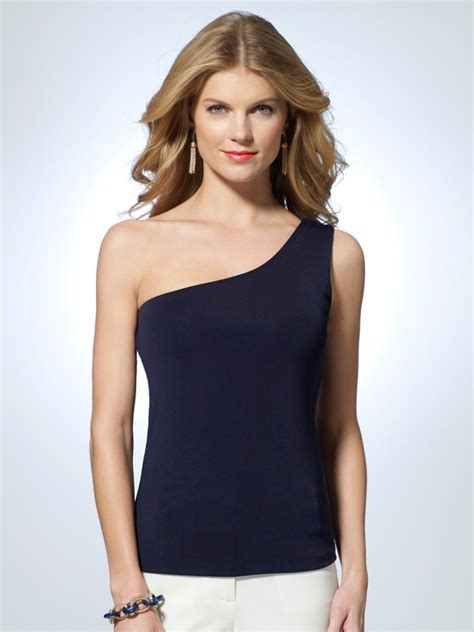 one best contemporary one shoulder tops for aelida