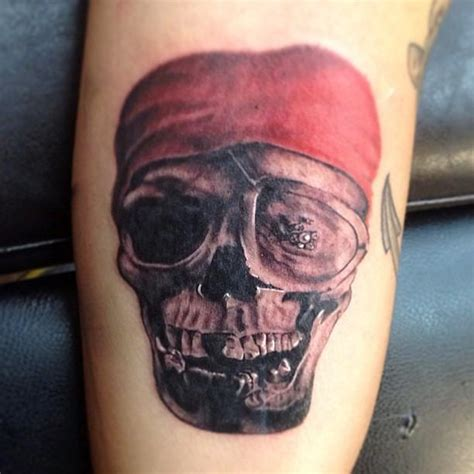 goonies tattoo one eyed willy from the goonies from cesar perez in
