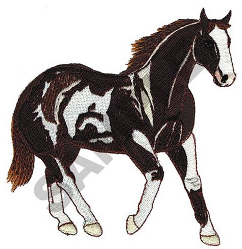 embroidery design horse tobiono paint horse embroidery designs machine embroidery