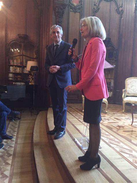 consolato italia parigi il direttore dgit vignali in consolato a parigi