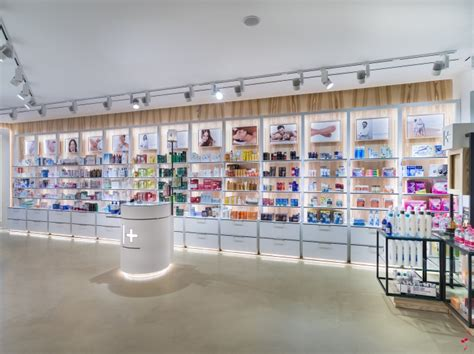 supermarket layout and marketing i pharmacy by marketing jazz spain 187 retail design blog