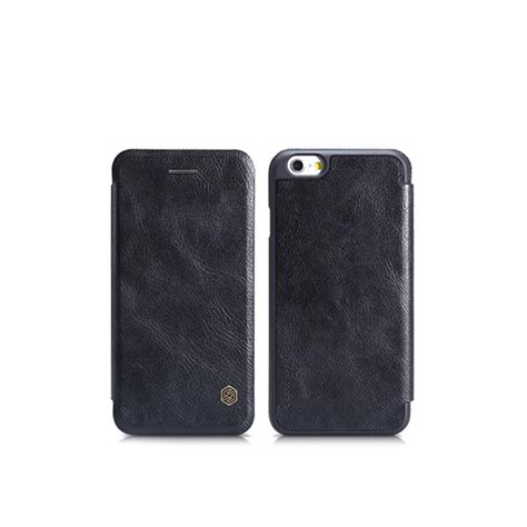 Flip Nillkin Qin Series For Iphone 6 1 nillkin qin series leather flip cover for apple
