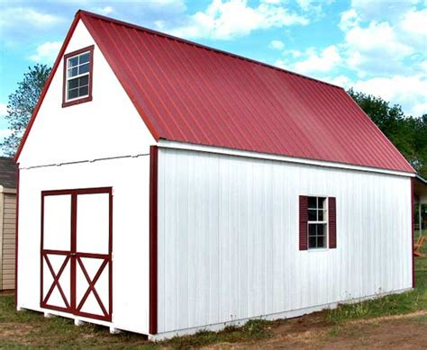 Two Story Shed Kits by Affordable Amish 2 Story Shed Kits And Barns Available In