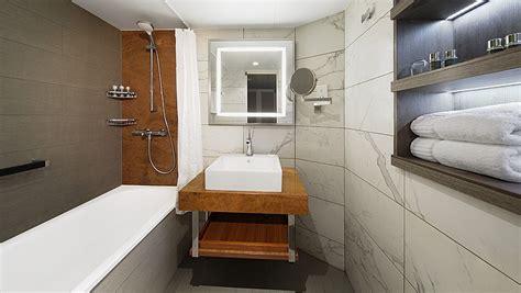 Club Bathroom by Club Continent Suite Azamara Club Cruises