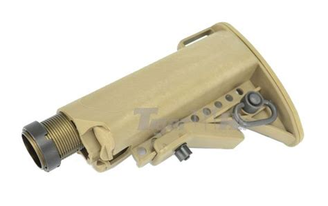 Popor Gp Marine Battery Stock Sand g p crane type buttstock for wa m4a1 gbb series sand