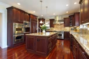 Wood Floor Ideas For Kitchens by Wood Floors In Kitchen A Helpful Overview Wood Floors Plus