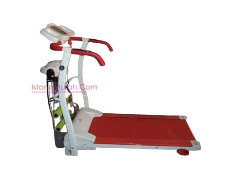 Treadmill Elektrik Moscow 1 Fungsi Bukan Manual treadmill ha 150 like home ob fit terbaru peralatan