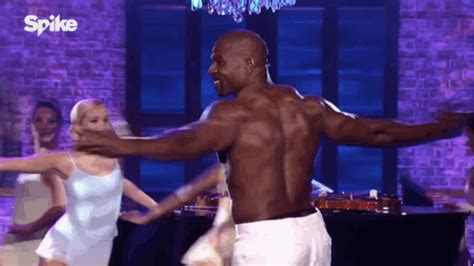 terry crews white chicks dance gif terry crews gif find share on giphy