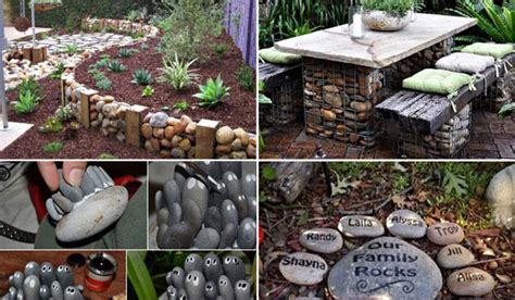 26 Fabulous Garden Decorating Ideas With Rocks And Stones How To Decorate Your Garden