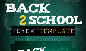 Back To School Flyer Template by 10 Premium Quot Back To School Quot Flyer Psd Templates