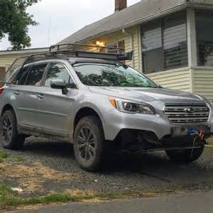 i got 99 problems but a roof rack ain t one subaru
