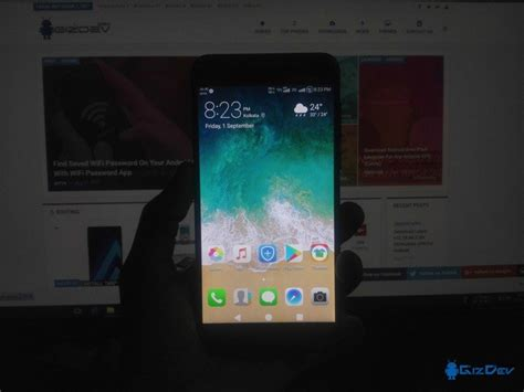 huawei themes ios download ios 11 theme for huawei and honor devices