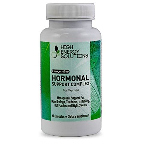 supplement for flashes menopause supplements hormonal support relief for