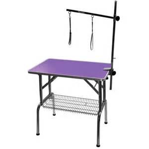 emperor grooming tables purple medium emperor pro